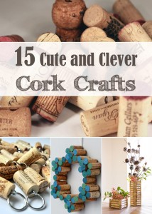 Wine cork crafts archives cool diy ideas for Cool wine cork projects