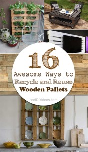 Wood pallet projects archives cool diy ideas for Ways to recycle wood