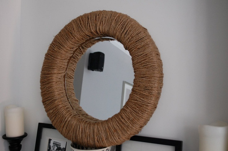 Creative Mirror Ideas 15+ creative diy mirror frame ideas
