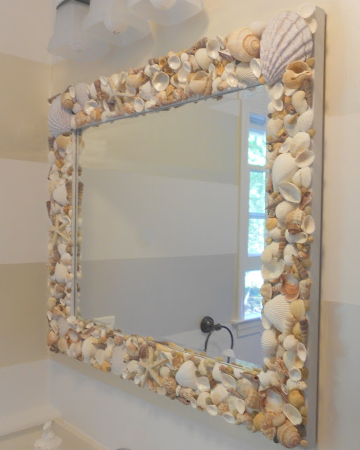 15+ Creative DIY Mirror Frame Ideas