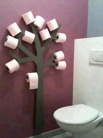 15 Diy Toilet Paper Holder Ideas