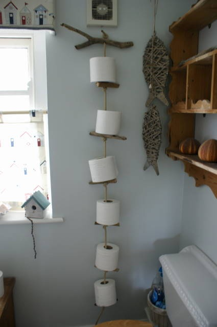 Impressive Diy Toilet Paper Holder Decoration