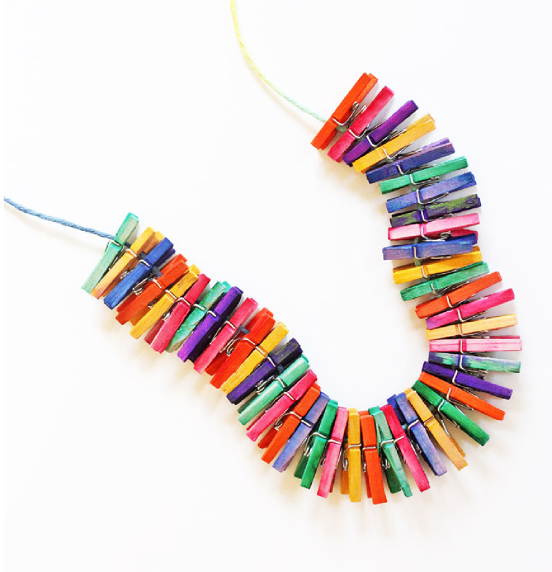 12 easy clothespin crafts you will love to try for Clothespin crafts for adults