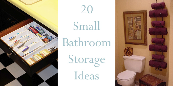 Building for Bathroom storage ideas b q
