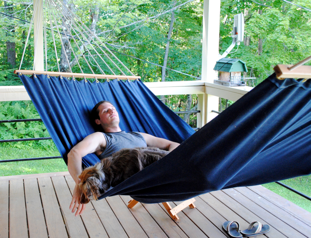 15 Gorgeous Hammock Projects That You Can Make Yourself