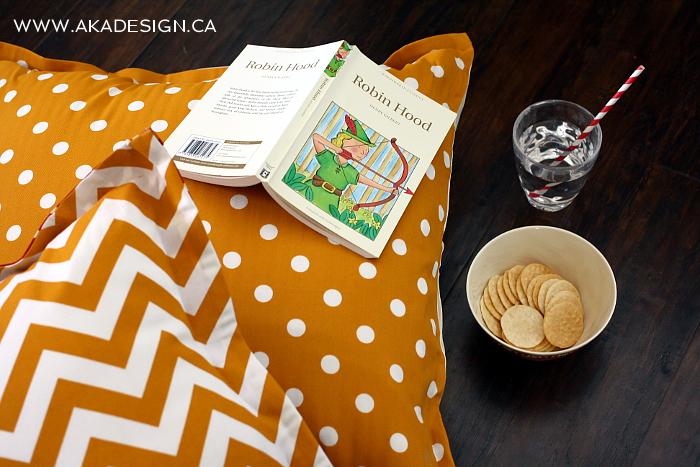 No Sew Floor Pillows15 Easy DIY Floor Cushions. Easy Diy Floor Pillows. Home Design Ideas