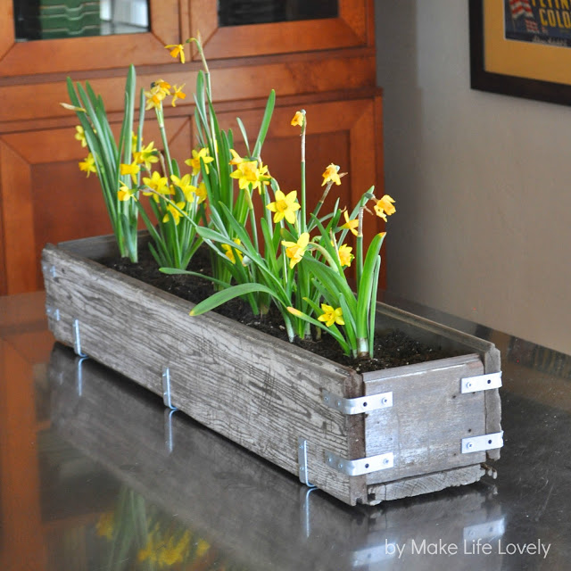 Indoor Planter Box Ideas: 10 Adorable DIY Planter Box Ideas