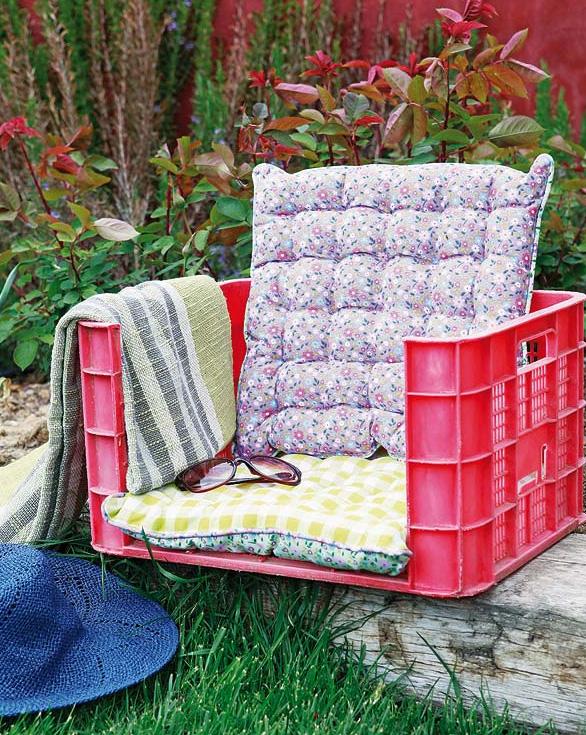 A Garden Armchair