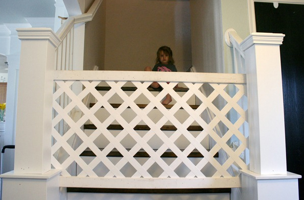 13 Diy Dog Gate Ideas: 10 DIY Baby Gates For Stairs