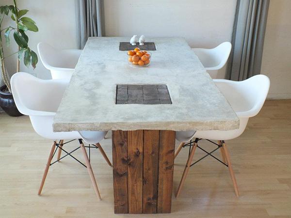 Good Concrete Table