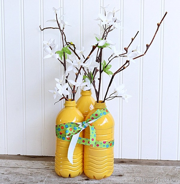 Create Colorful Decorative Vases