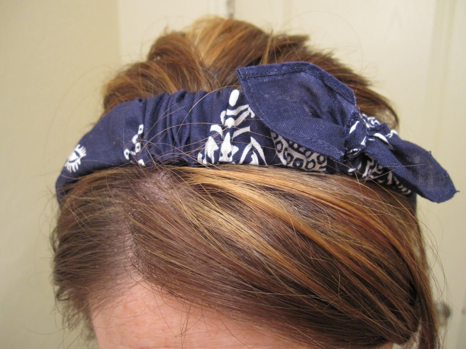 Hairband Bandanna