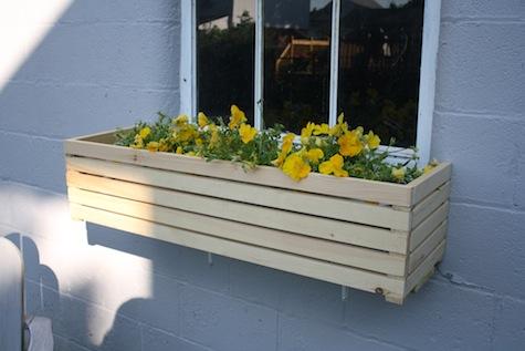 Modern Window Box Cool Diy Ideas