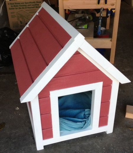 10 Amazing Diy Dog Houses With Free Plans