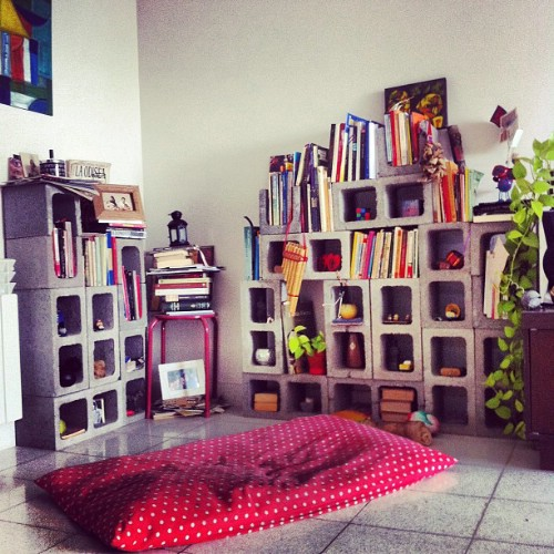 15 Creative Ways To Use Concrete Blocks In Your Home And