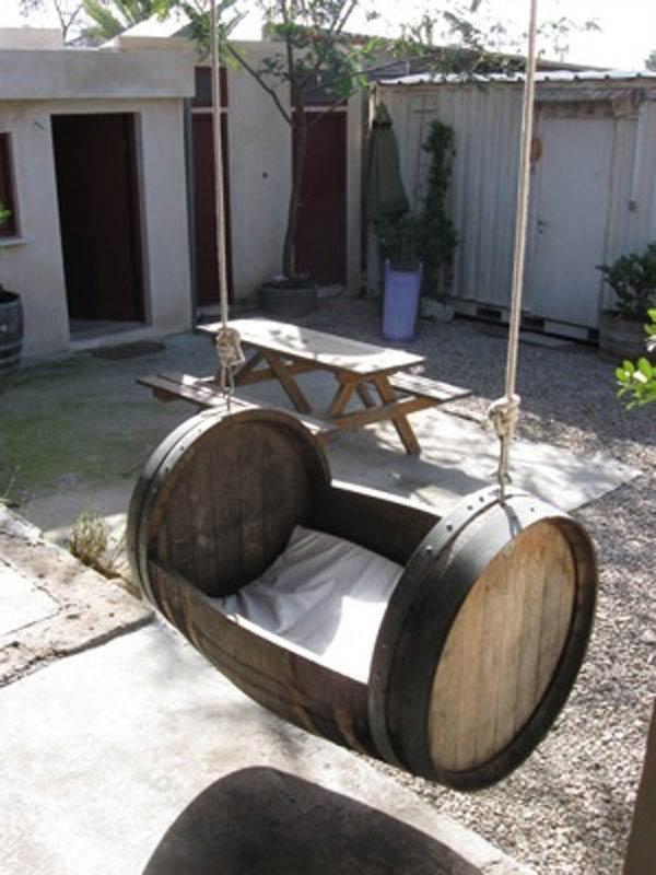 Barrell Swing