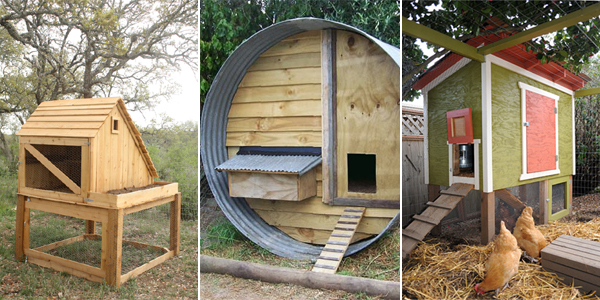 15 amazing diy chicken coop plans designs and ideas - Chicken Coop Design Ideas