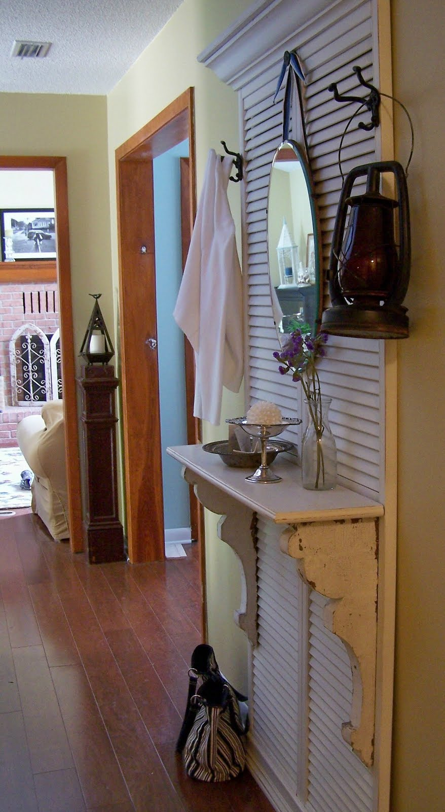 10 Ways To Repurpose Old Shutters To Add Vintage Charm To