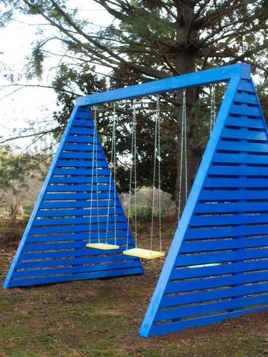 15 Diy Garden Swings You Can Make For Your Kids
