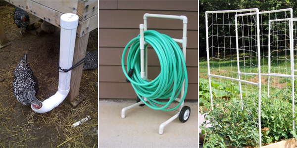 15 Creative Pvc Pipe Projects For Your Yard And Garden