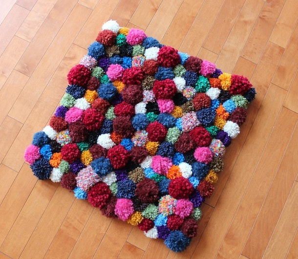 Pompom Accent