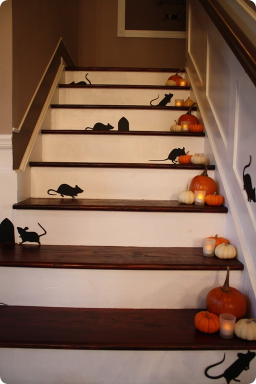 Stair Decorations