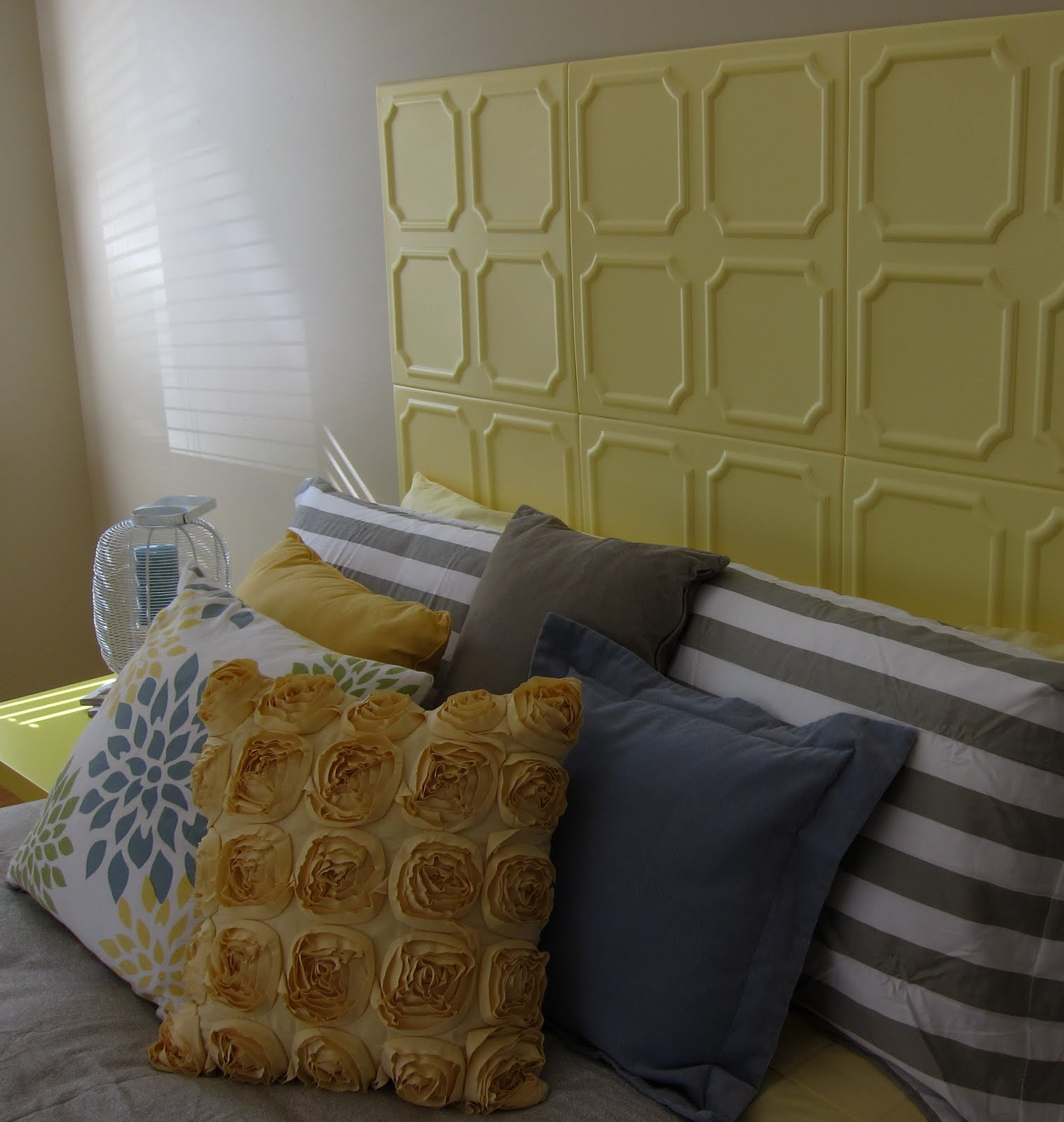 25 cheap and chic diy headboard ideas Homemade headboard ideas cheap