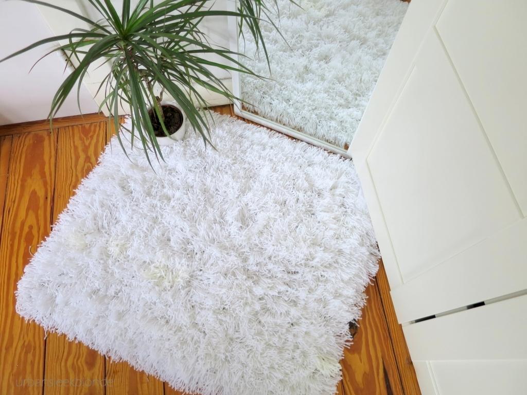 Мохнатые коврики сделанные своими руками