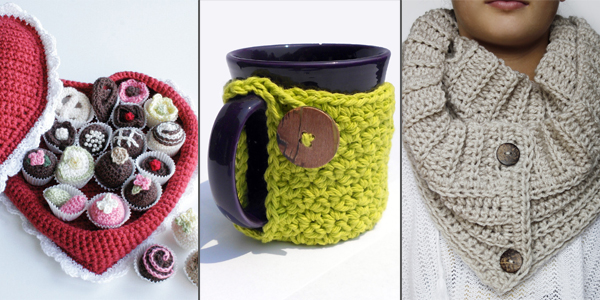 15 Free Patterns for Crochet Gifts
