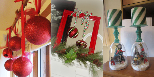 Christmas Pic Ideas.30 Dollar Store Christmas Decor Ideas