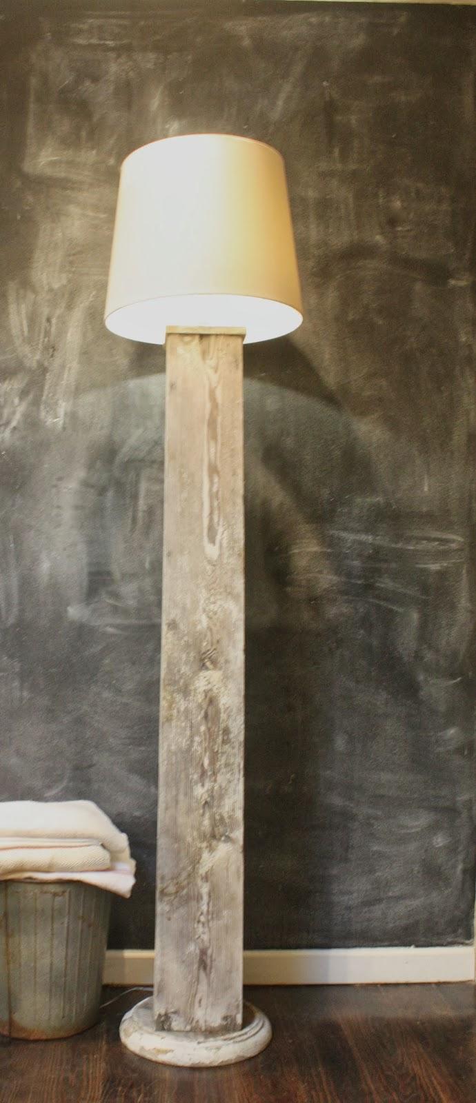 Column Lamp