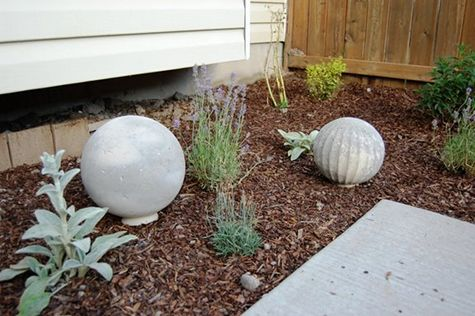 Garden Balls Decorative Stunning 10 Diy Decorative Garden Balls Design Inspiration
