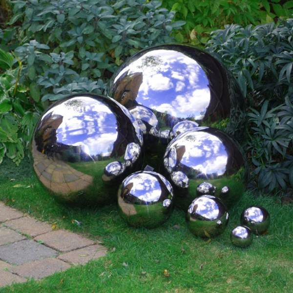 Garden Balls Decorative Beauteous 10 Diy Decorative Garden Balls Decorating Inspiration