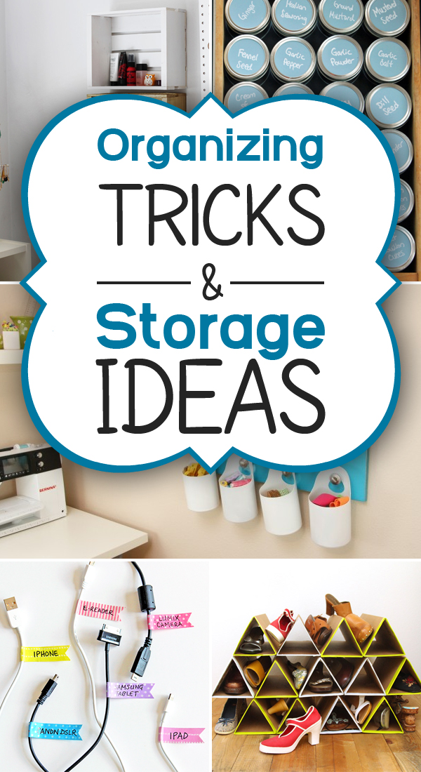 Storage-Packed Space