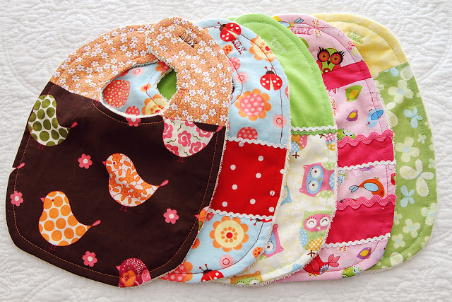 Adorable Custom Baby Bibs