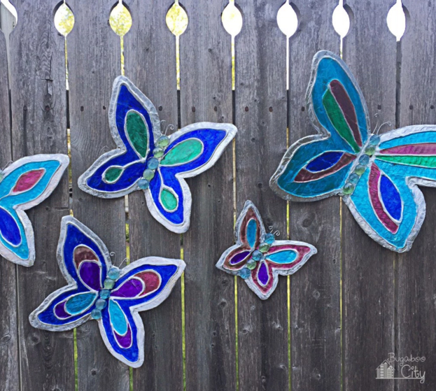 Butterfly Garden Ornament