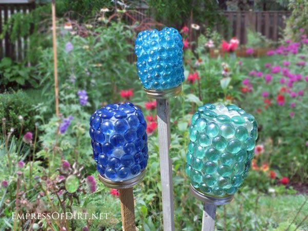 Garden Treasure Jars