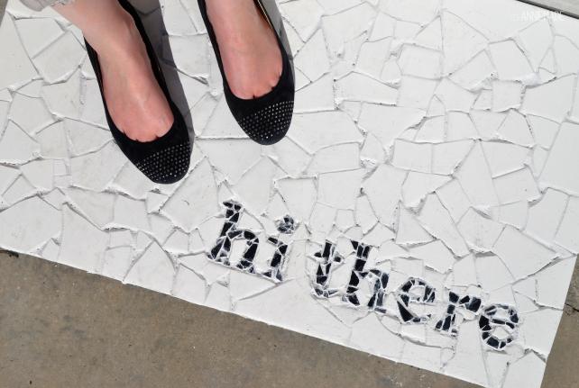 Mosaic Tile Doormat