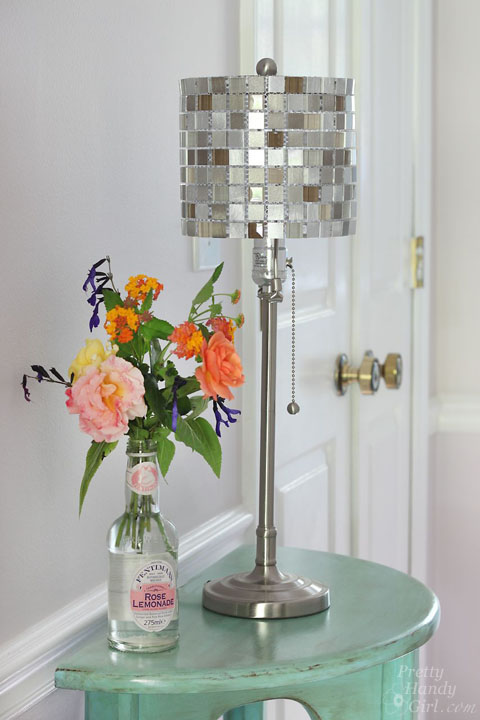 Mosaic Tile Lamp Shade