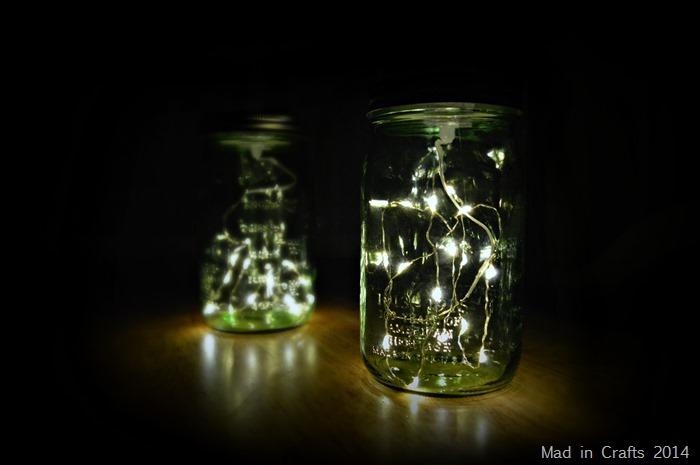 firefly mason jar lanterns