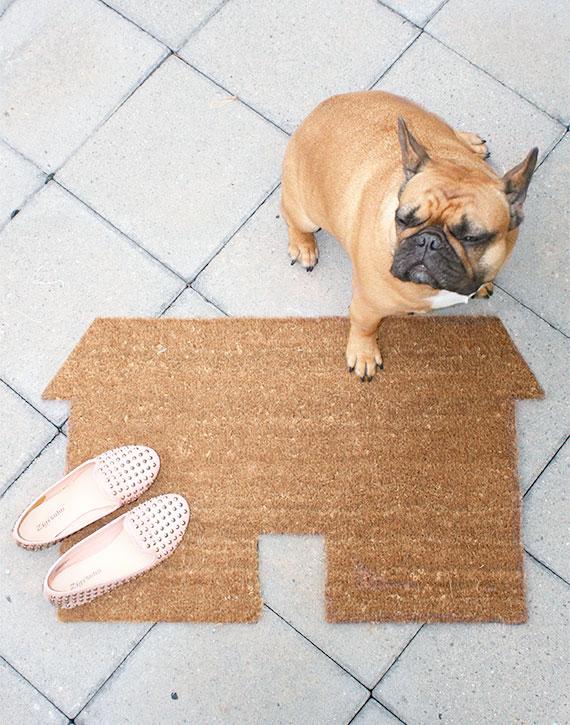 house doormat