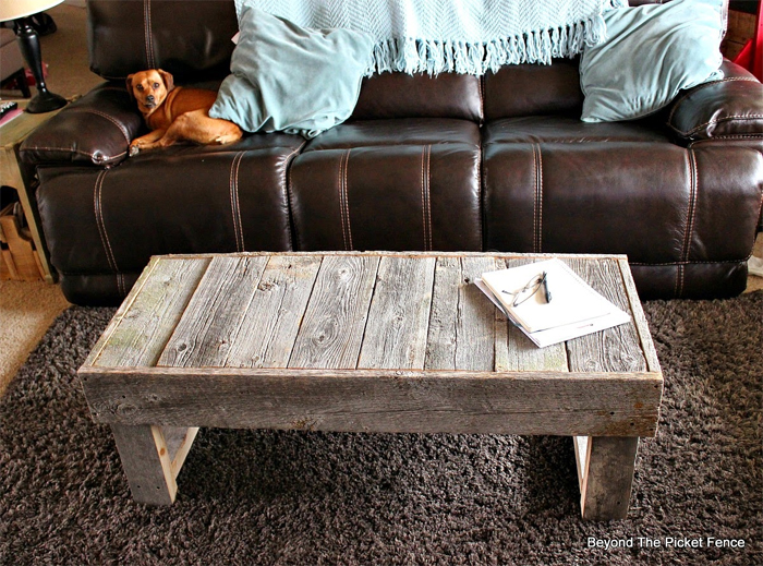 20 Things You Can Build With Reclaimed Wood