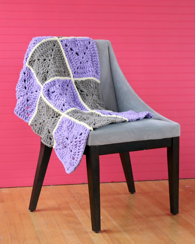 Wonderland Baby Blanket