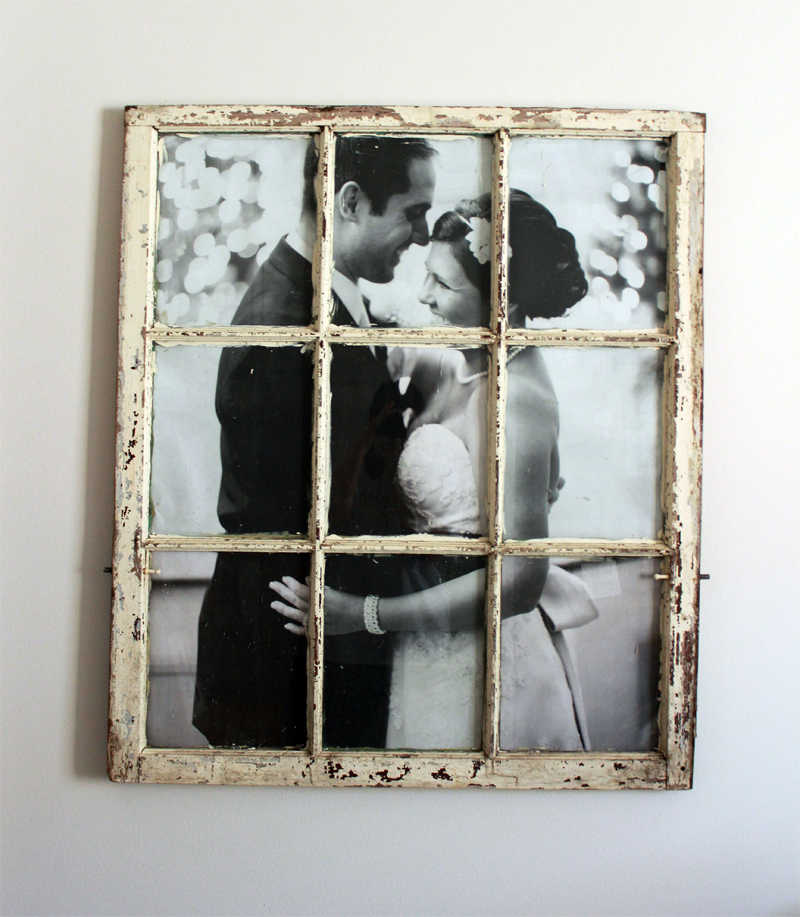 16 diy shabby chic decor ideas for Shabby chic frames diy