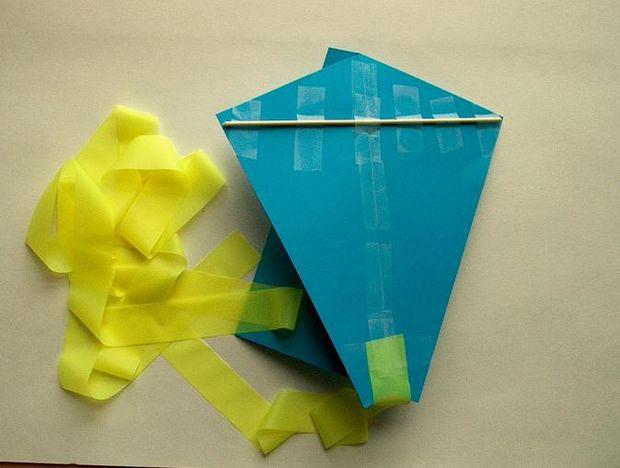 DIY Paper Kite