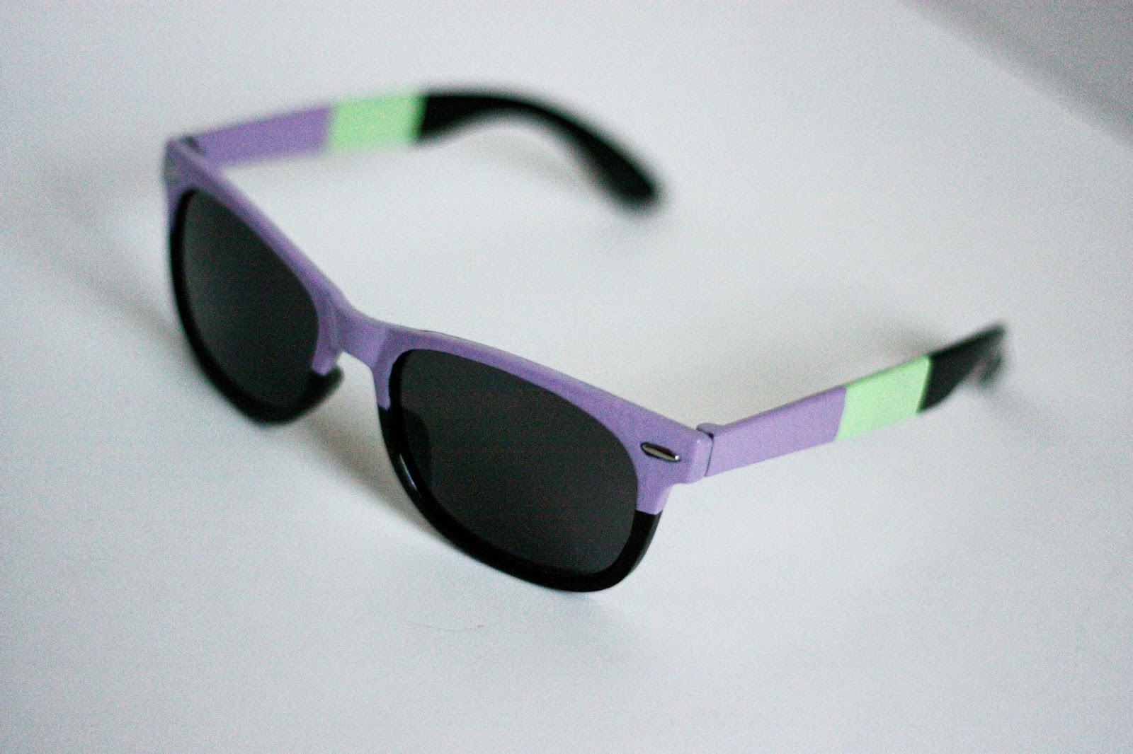 Painted Sunglasses