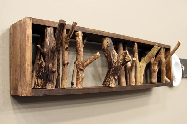 Branch Coat Rack