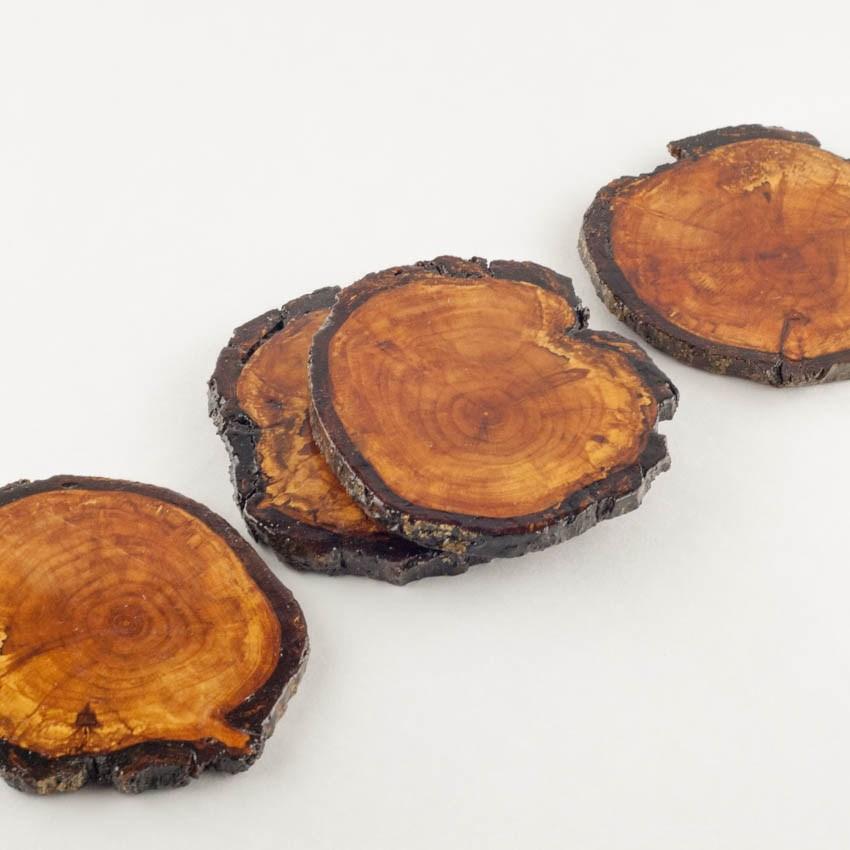 Rustic Coasters