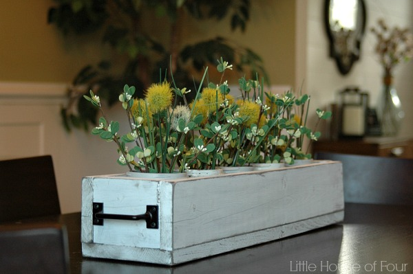 Rustic Planter Box