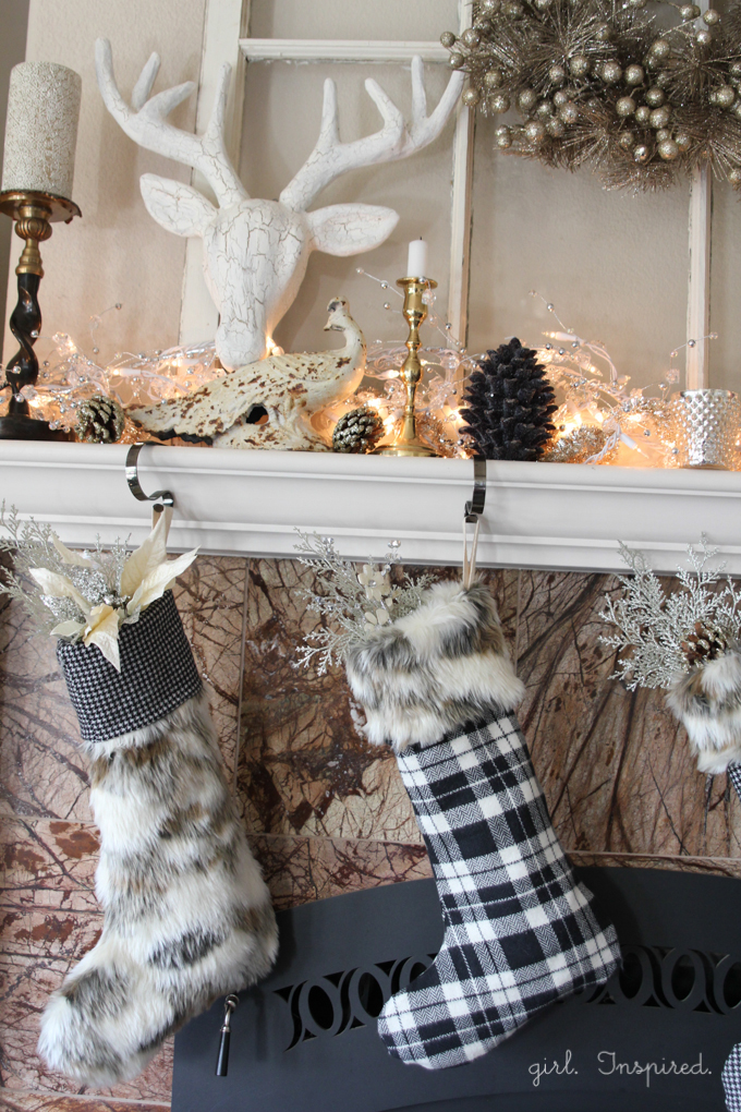15 farmhouse christmas decor ideas